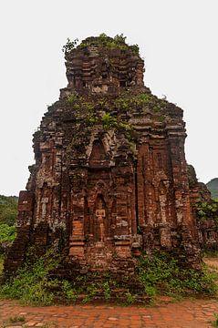 Thu Bồn: Mỹ Sơn Ruïnes van Maarten Verhees