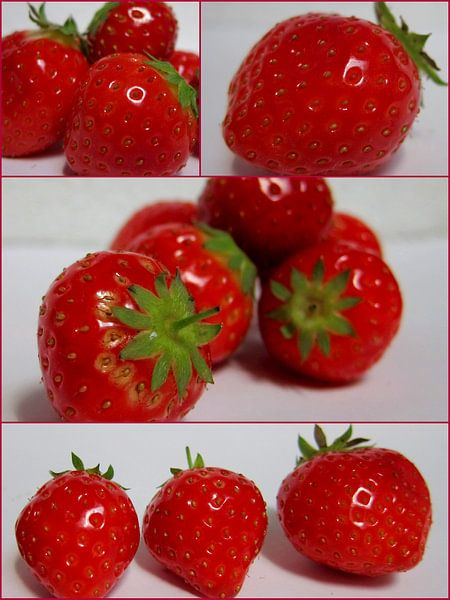 Strawberry von Carolina Vergoossen