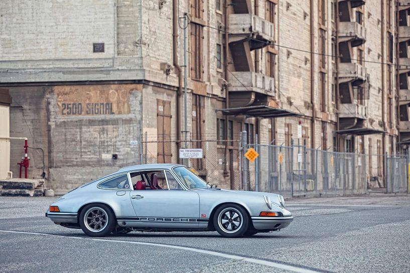 Porsche 911 Heißdraht von Maurice van den Tillaard