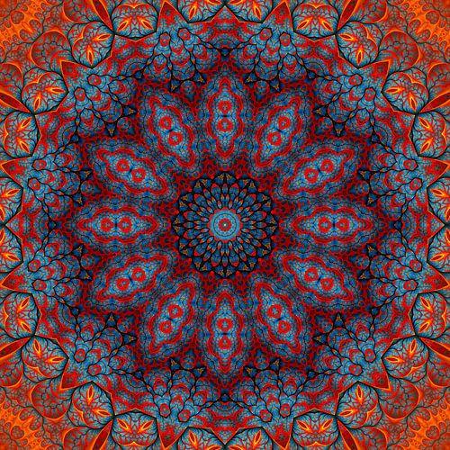 Mandala-droom van Marion Tenbergen