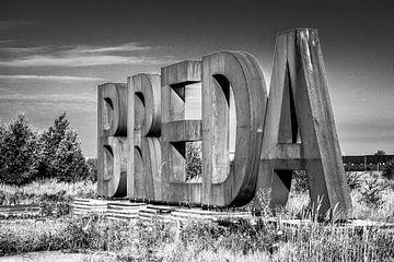BREDA letters van