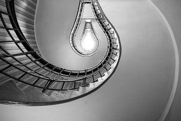 Prager Treppe von Antwan Janssen