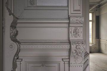 detail muur  van romario rondelez
