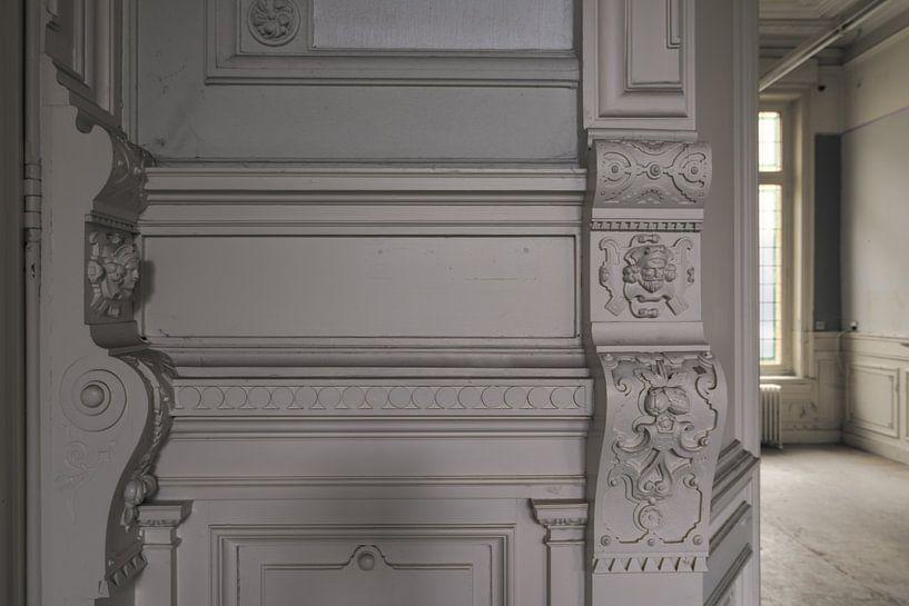 detail muur  von romario rondelez
