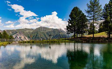 Zuid Tirol - berglandschap van Erik Bertels
