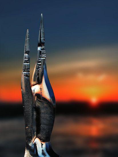 A romantic sunset van Ruud Peters