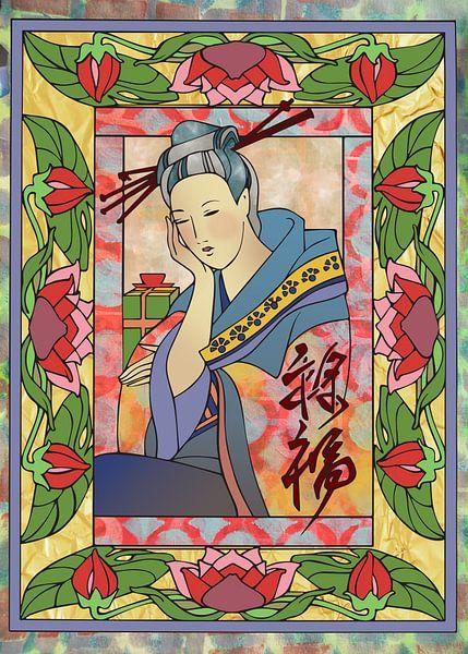 Femme Orientale sur Ariadna de Raadt-Goldberg