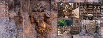 Tempel van Konarak van Affect Fotografie