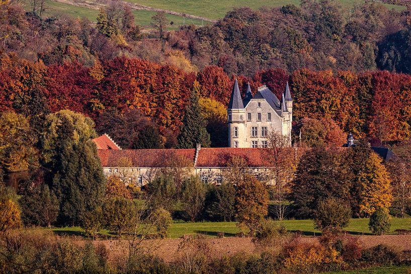 Schloss Schaloen von Rob Boon