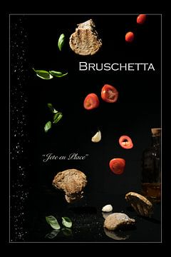 """""""Jette"""" en Place voor Bruschetta van Charlotte Serrarens"""