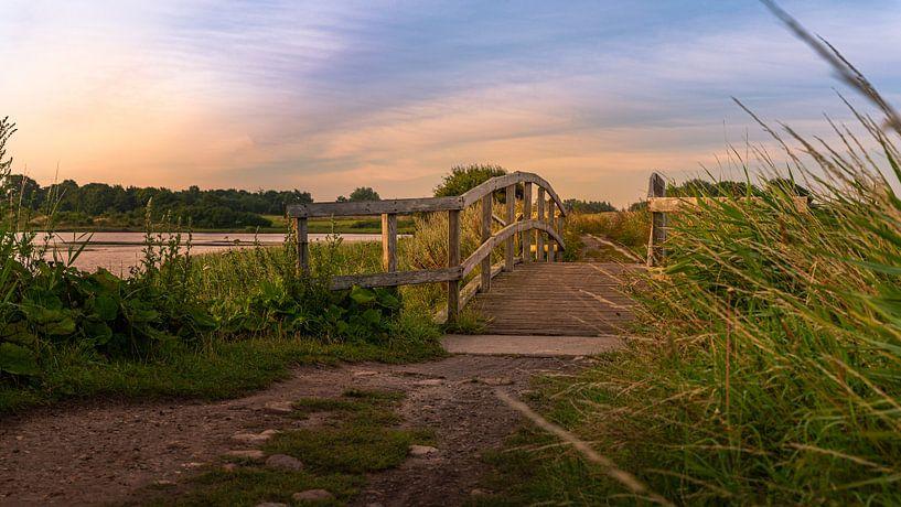 Eine Brücke von Jens Sessler