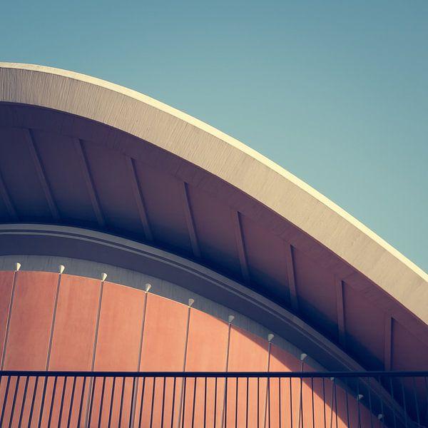 Architectural Photography: Berlin – Haus der Kulturen der Welt van Alexander Voss