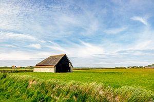 schapenboet Texel Zuid-Haffel van