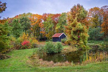 Herbstlandschaft 1 von Eriks Photoshop by Erik Heuver