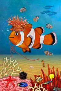 Mein lustiger Clownfisch Rio