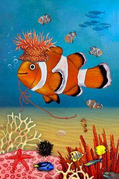 Mijn grappige clownvis Rio van Marion Krätschmer