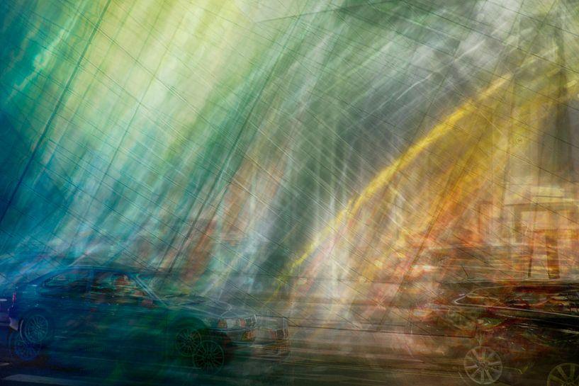 licht and beweiging  van Ariadna de Raadt