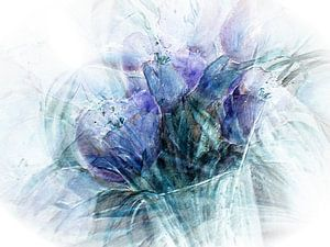 tulpen abstract,