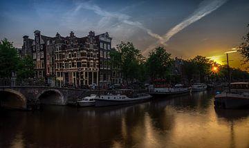 Brouwersgracht Amsterdam von Mario Calma