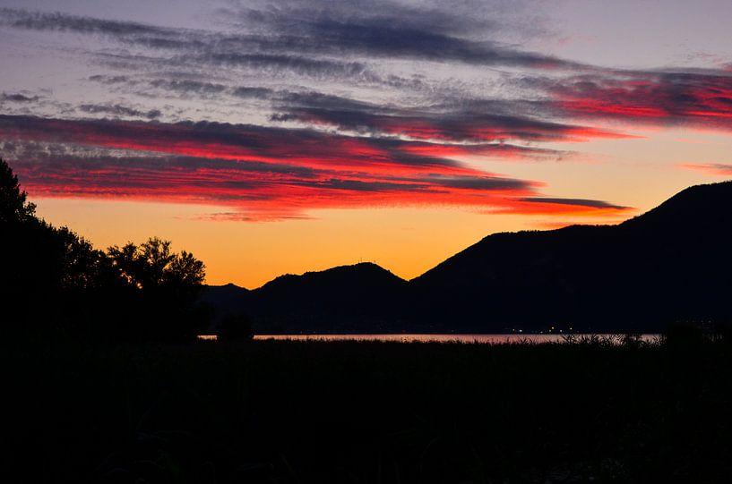 Sunset van Jaco Verheul