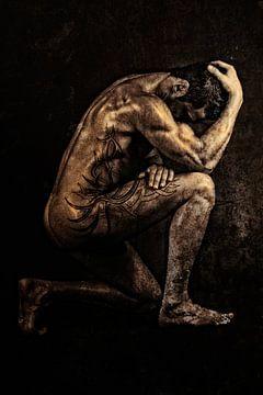 Tattoo Man von Kahl Design Manufaktur