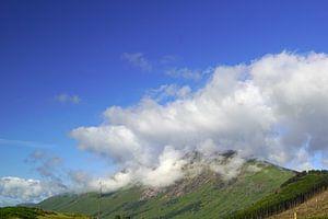 Het kleurrijke Glen Etive in Schotland.