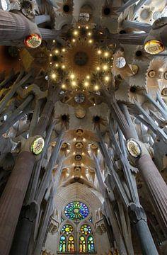 Sagrada Familia van Nico Olsthoorn