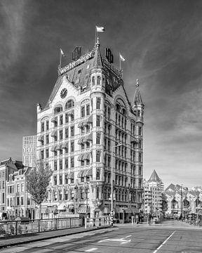 Het Witte Huis in Rotterdam van Tony Buijse