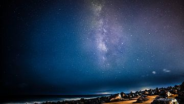 Lanzarote-Milchstraße von Michel Jansen
