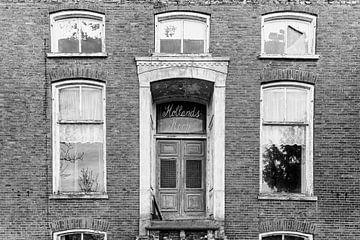 Hollands Hoop (zwart-wit) van Evert Jan Luchies