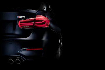 BMW M3 2018 van Thomas Boudewijn