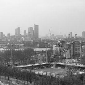 Le SBV Excelsior | Stade Woudestein sur MS Fotografie | Marc van der Stelt