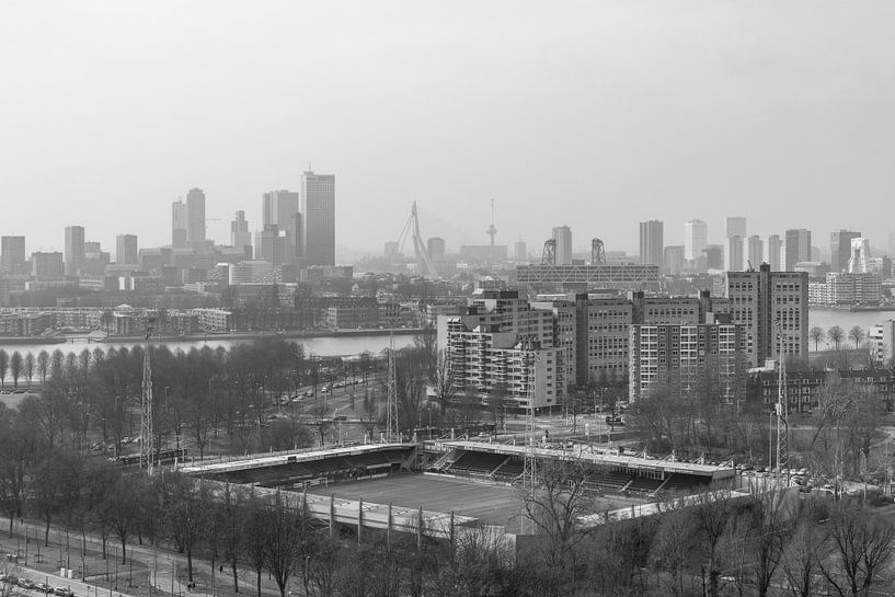 Het SBV Excelsior | Stadion Woudestein van MS Fotografie | Marc van der Stelt