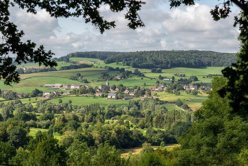 Genieten in Zuid-Limburg in de buurt van Sippenaeken van John Kreukniet