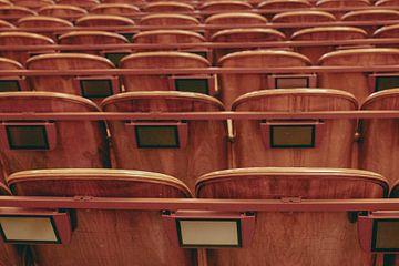 Stoeltjes in de Weense Staatsopera van Sophia Eerden