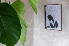 Klantfoto: Negen Zen II, Chris Paschke (gezien bij vtwonen) van Wild Apple, op staal