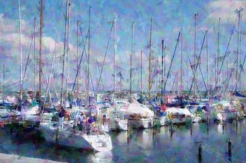 havenflair van Vera Laake