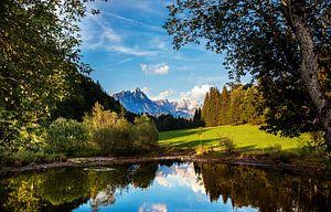 Oostenrijk Tirol van Arjan Boer