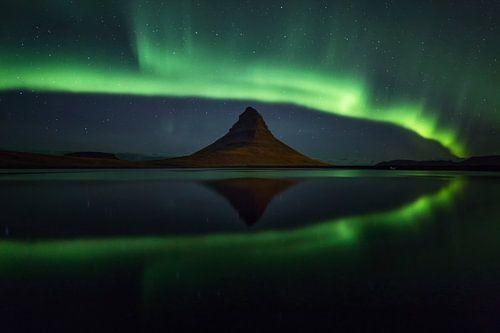 Kirkjufell, IJsland van Sven Broeckx