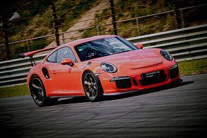Dutch Porsche Drivers van