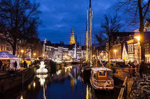 Winterwelvaart 2016 Hoge der A Groningen