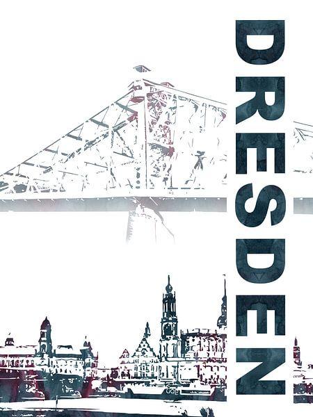 Dresden van Printed Artings