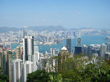 Hongkong von Jellie van Althuis