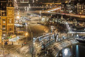 Amsterdam Centraal. van