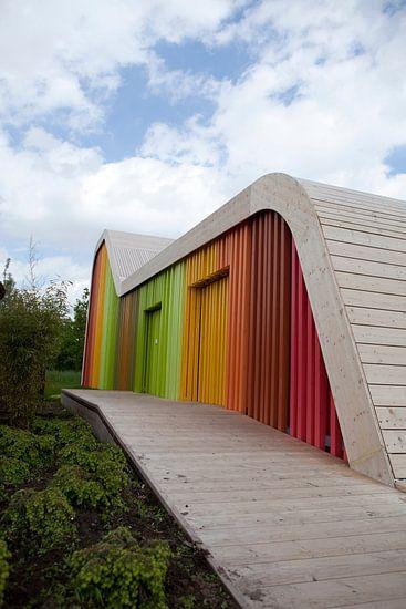 Kleuren paviljoen