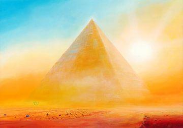 Pyramide von