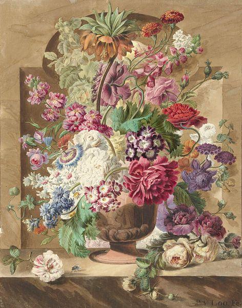 Blumenstück, Pieter van Loo von Meesterlijcke Meesters