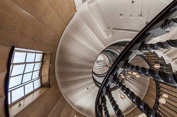 Trappenhuis (rond) von Bob Janssen