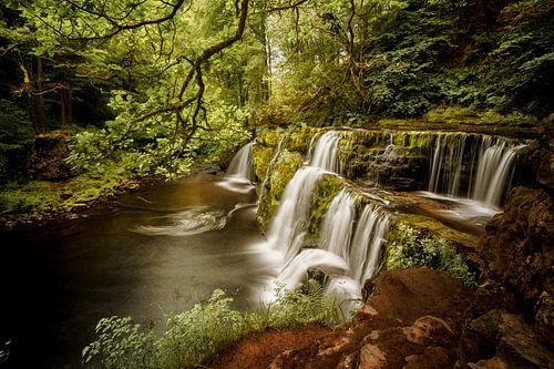 Feeën Falls sur