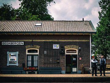 Beekbergen station sur Lex Schulte